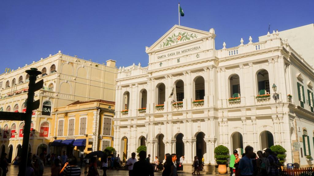 Macau - Santa Casa