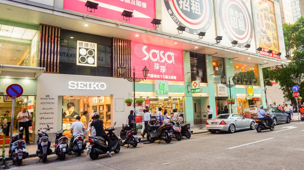 Macau Stores