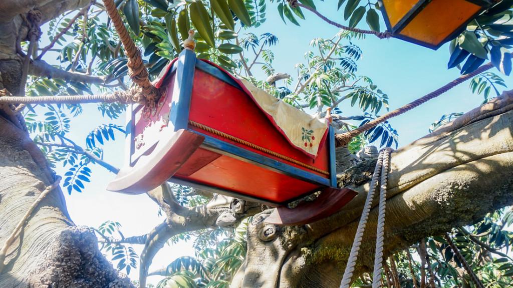 Tarzan Crib